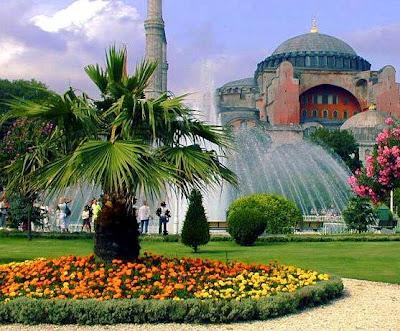 اجمل مناظر طبيعية في تركيا
