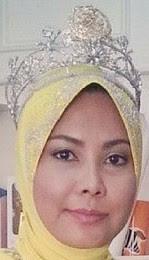 diamond tiara terengganu malaysia queen sultanah nur zahirah
