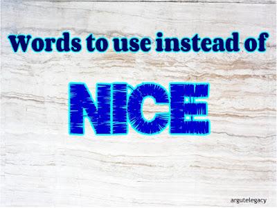 https://argutelegacy.blogspot.com/2018/07/instead-of-nice.html