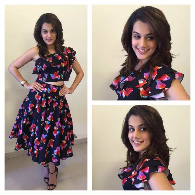 Taapsee Pannu Beachy Waves