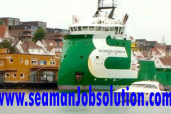 Seaman Job 2nd  Officer June 2016