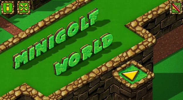 Minigolf World game for my pasion