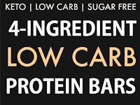 Homemade Low Carb Protein Bars (Paleo, Keto, Vegan)