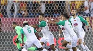 الرجاء يعود بالتعادل الاجابي من امام فريق نهضة بركان في الدوري المغربي