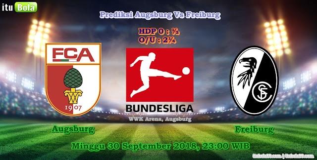 Prediksi Augsburg Vs Freiburg - ituBola