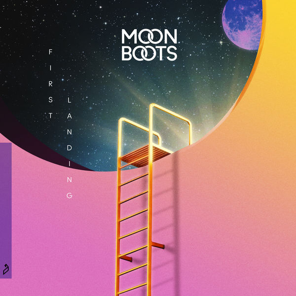Moon Boots - First Landing  Cover