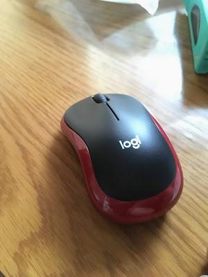 logicoolのマウス
