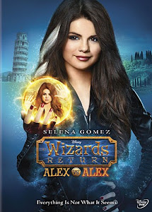 The Wizards Return: Alex vs. Alex Poster