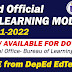 DepEd Official Self-Learning Modules SY 2021-2022 (Free to Download)