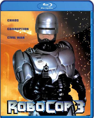 Robocop 3 [1993] [BD25] [Castellano – Latino]