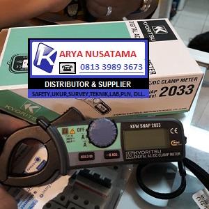 Jual Clamp Meter Kyoritsu-2033 AC DC di Pemalang
