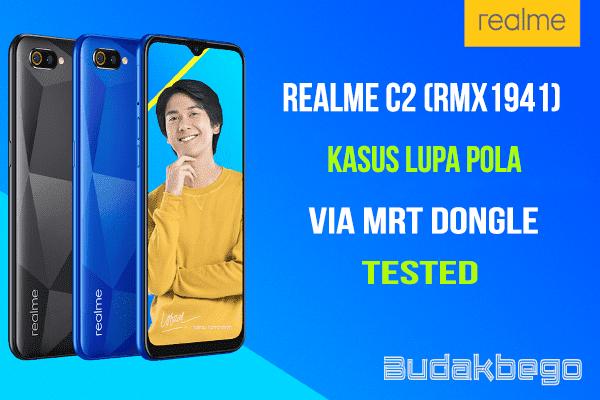 Realme C2 (RMX1941) Lupa Pola Via MRT (Tested)