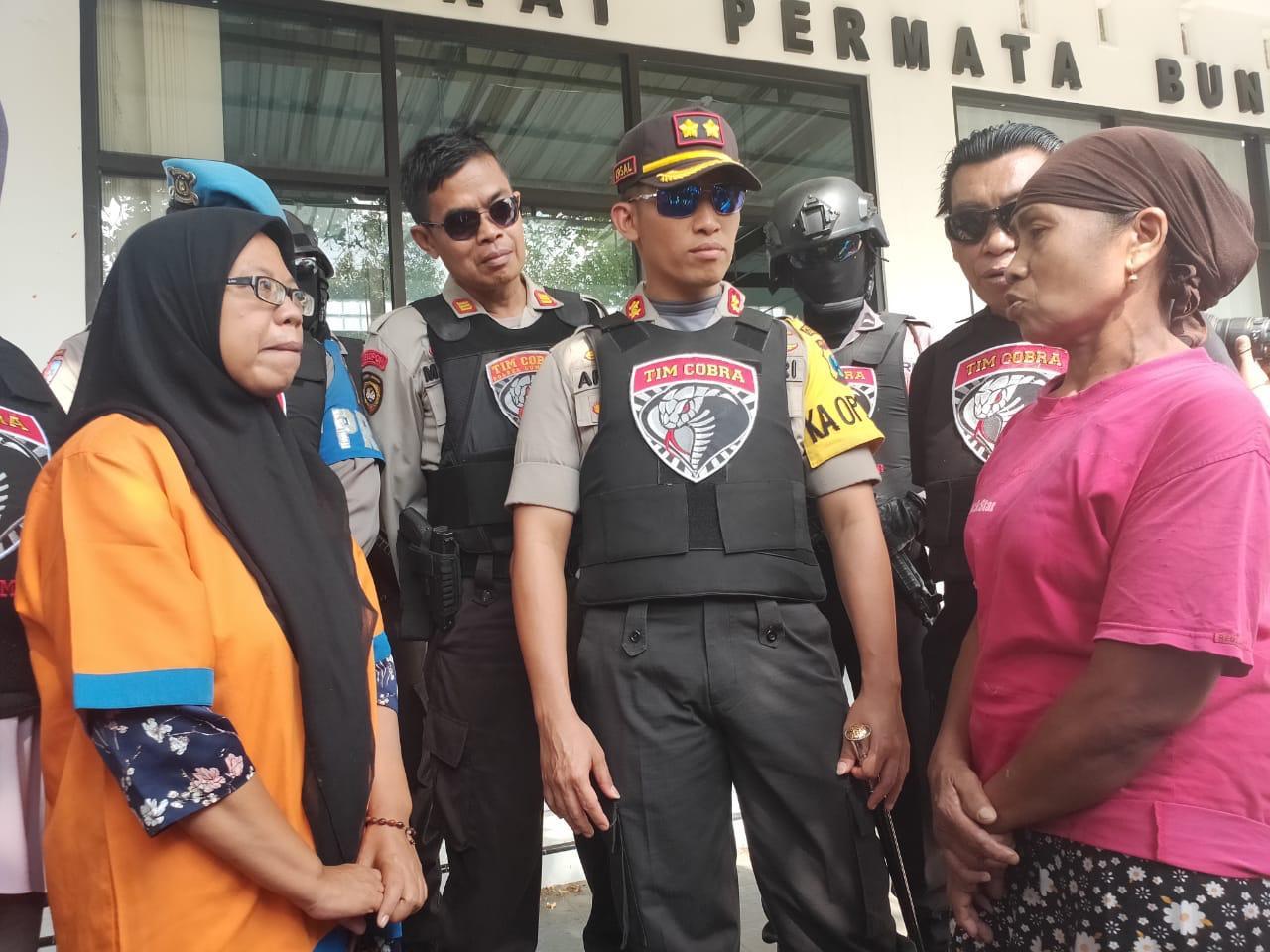 Selain Bisnis Investasi Bodong, Umi Salmah juga Jago  Aksi Tipu Tipu