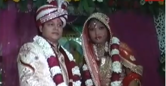 A heart-warming tale of a Muslim family, which adopted a Hindu orphan as their own, comes from in South Delhi.  A wedding video of Laxman, the adopted  son, looks like footage from any other Hindu marriage. The only difference is his family, all of who are Muslims.