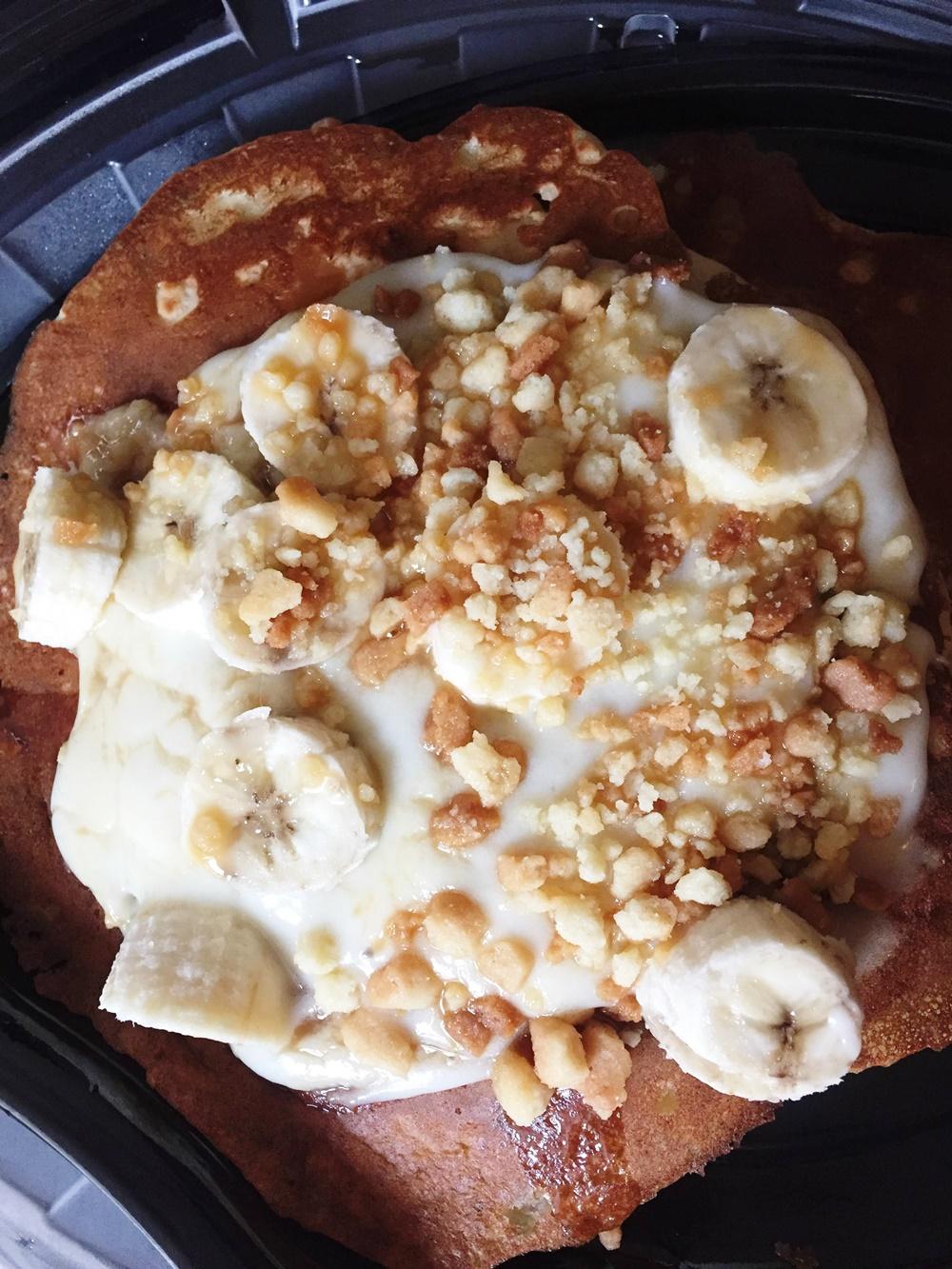 denny's pancake breakfast