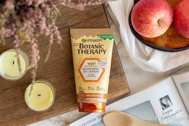 Garnier Botanic Therapy Restoring 3 in 1 Leave-In отзыв
