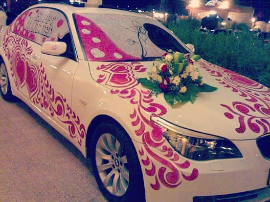 Wedding Car Decoration Pictures Sid Rehmani Land Of Hd Wallpapers