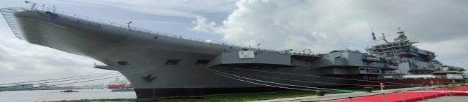 Sea Trials of First Indigenous Aircraft Carrier Ins Vikrant In July, Commissioning Mid-2022
