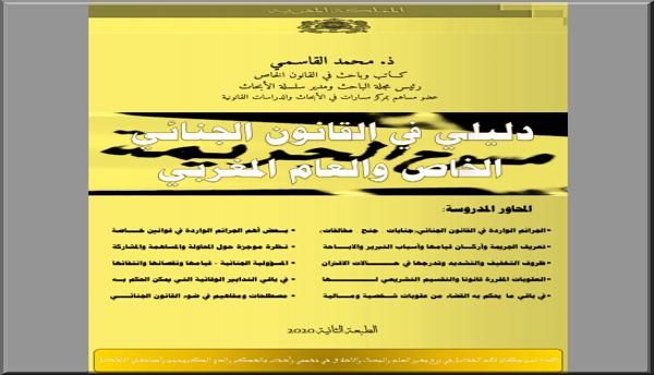 الجنائي العام pdf
