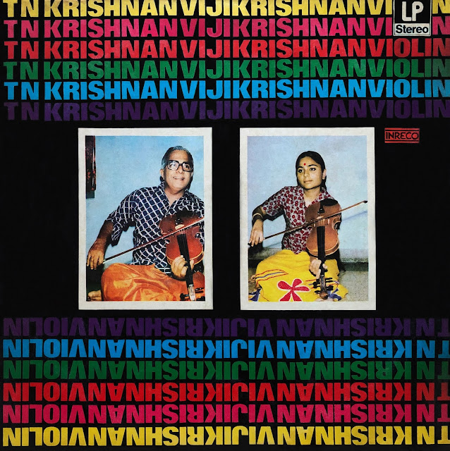 #India #Inde #violin #Carnatic #Professor T. N. Krishnan #T.V. Gopalakrishnan # mridangam #T.H. Vinayakaram #ghatam #Indian music #traditional music #world music #musique traditionnelle #musique indienne #violinist #world music #MusicRepublic #LP #vinyl