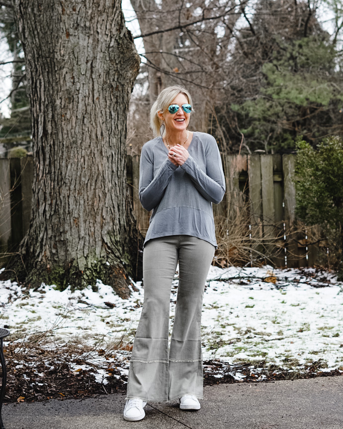 XCVI athleisure outfit