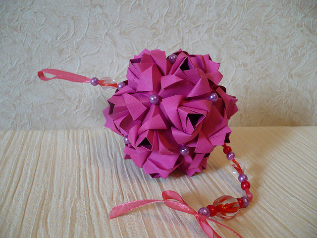 Phenomenal Origami Maniacs Little Roses Kusudama By Maria Sinaskaya Wiring Digital Resources Anistprontobusorg