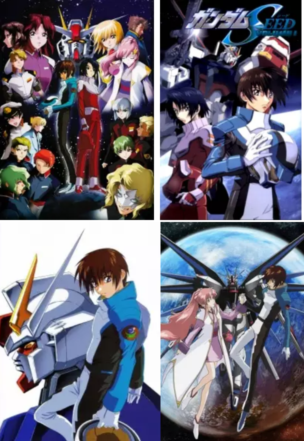 تقرير انمى Mobile Suit Gundam SEED , حلقات Mobile Suit Gundam SEED , Mobile Suit Gundam SEED جوده البلورى , Mobile Suit Gundam SEED جوجل درايف وميغا