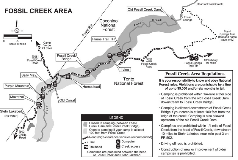 Arizona Jones: Fossil Creek, Part Two