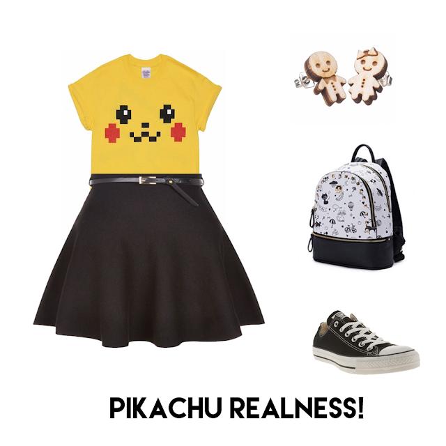 Pikachu Realness
