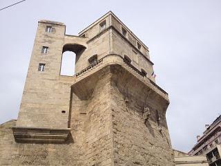 Free tour, torre de la Babotte en Montpellier