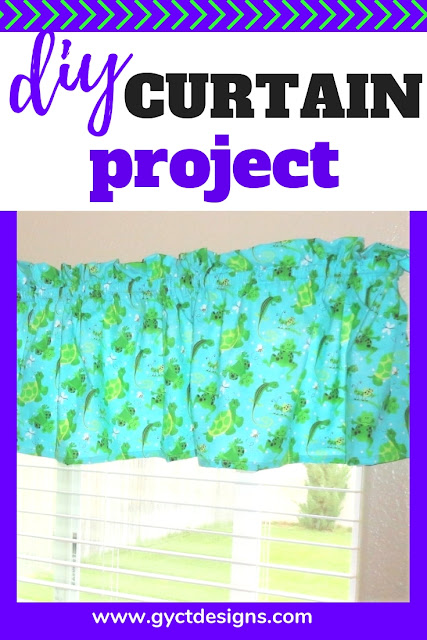 Make Your Own Valances