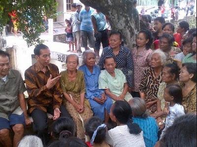 Semua Rakyat Wajib Dilindungi dan Melindungi Bapak Presiden Joko Widodo