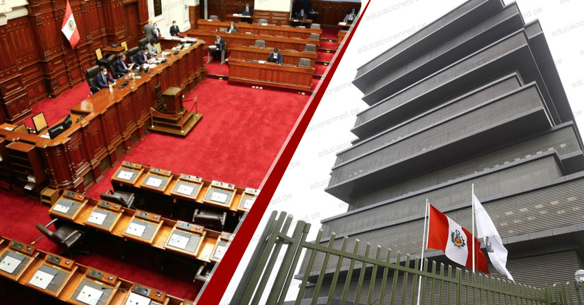 Congreso aprobó reposición automática de docentes interinos cesados por desaprobar examen nacional