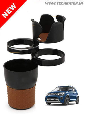 5-in-1 Cup Holder for Car (useful accessories)