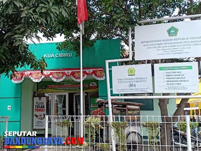 Alamat Kantor Urusan Agama (KUA) di Wilayah Kota Bandung
