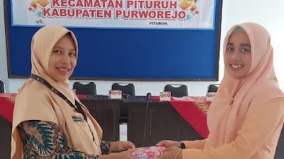 Reorganisasi Ketua DWP Kecamatan Pituruh