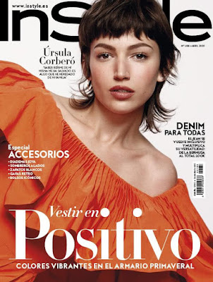 revista Instyle Abril