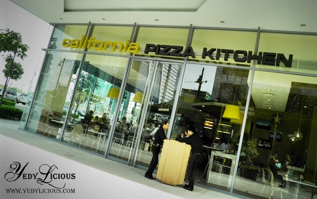 California Pizza Kitchen Philippines Review