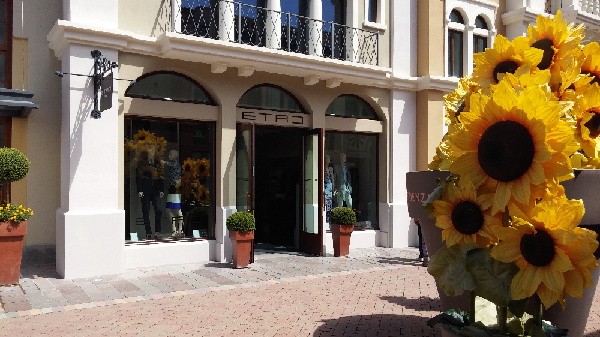 Etro Outlet Fidenza Village