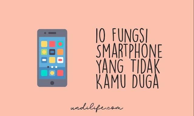 Fungsi smartphone
