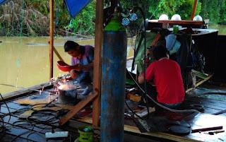 Keterlaluan 4 Warga Negara Asing Ilegal Asal Tiongkok ini Nekat Curi Kekayaan Indonesia ! - Commando