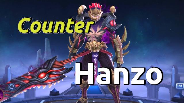 Cara Counter Hanzo Hero Mobile Legends Si Assassin Yang Menyebalkan!