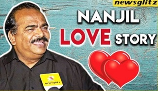 The UNTOLD Love Story : Nanjil Sampath Life Path | Exclusive Interview