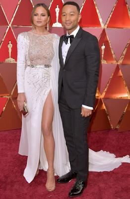 John Legend Oscars 2017