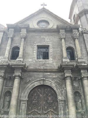San Agustin Church front