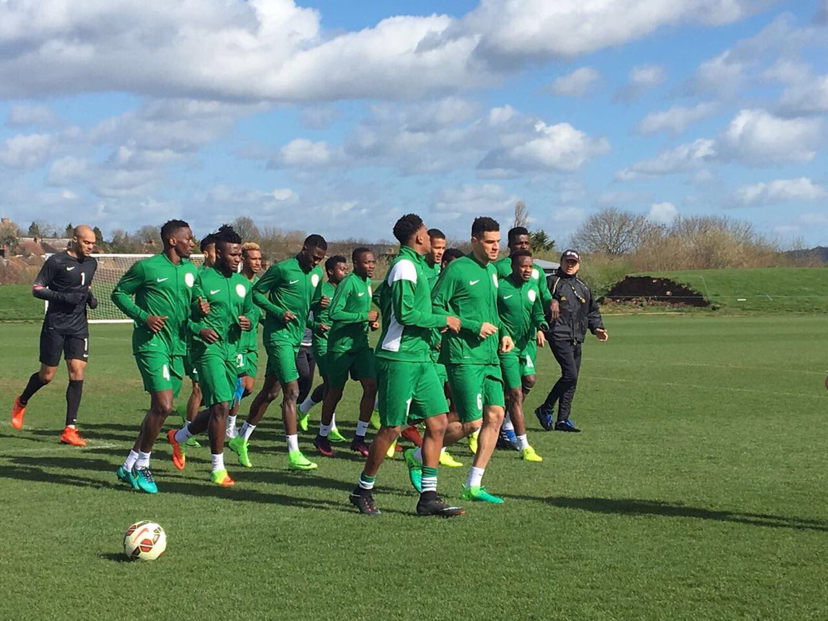 Beat Bafana Bafana for Keshi and Amodu, NMJ urges Super Eagles