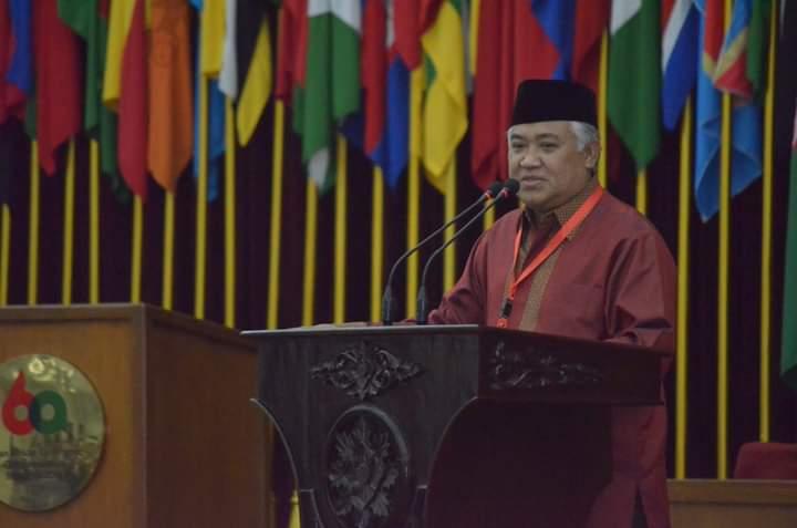 Angkat Bicara, Muhammadiyah: Salah Alamat Menilai Pak Din Radikal