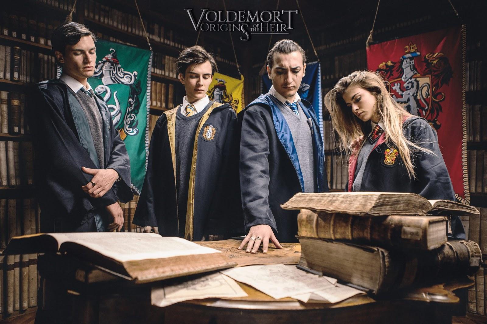 VOLDEMORT - ORIGINS OF THE HEIR | DER KOMPLETTE FILM IM STREAM