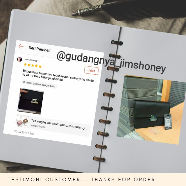 Testimonial Jims Honey Terbaik