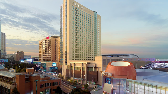 Ideal for hosting business and leisure gatherings, the Omni Atlanta Hotel at CNN Center is a destination for success.